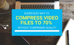 Super Easy Way to Compress Video Files to 70% using Handbrake Without Compromising Quality (Tested)